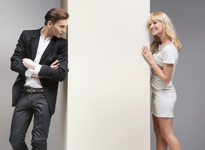 О взаимоотношениях мужчин и женщин и процентных соотношениях