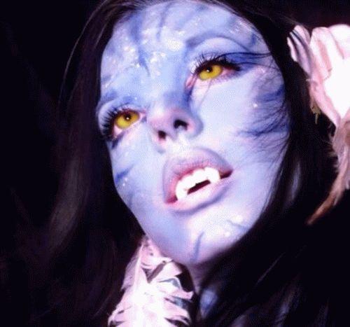 Самый сексуальный и самый страшный макияж на Хэллоуин
