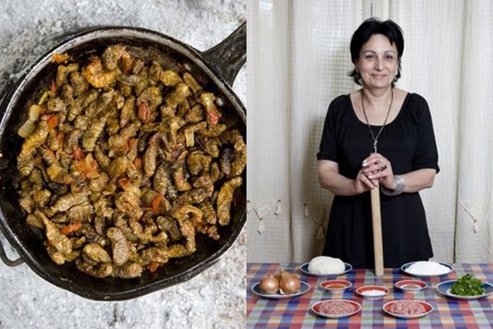 Бабушки всего мира со своими фирменными блюдами