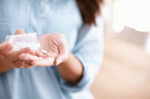 Аспирин приносит пользу женскому организму