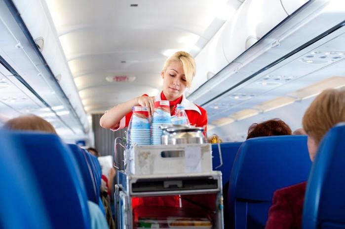 Записки стюардессы. Эпизод пятый: особенности еды и форма стюардесс