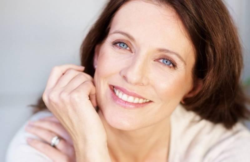 Макияж— Если женщине слегка за 40 лет