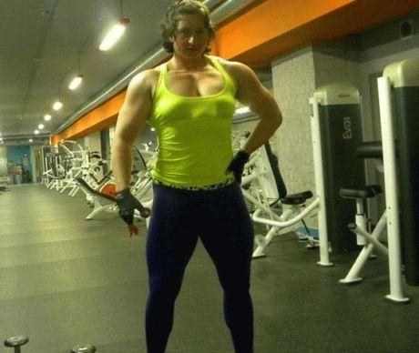 Беременные спортсменки штангистки