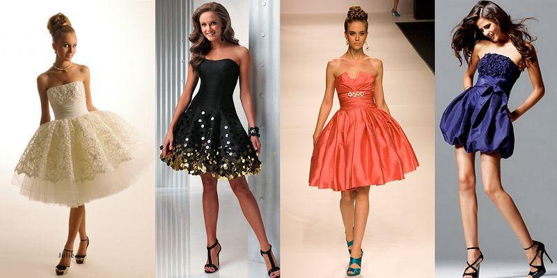 Новогоднее платье: цвет, классика, короткое, нарядное, открытое и другие